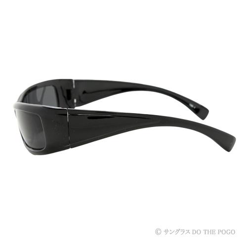キャッツアイサングラス,黒バイク,バイカー,ツーリング