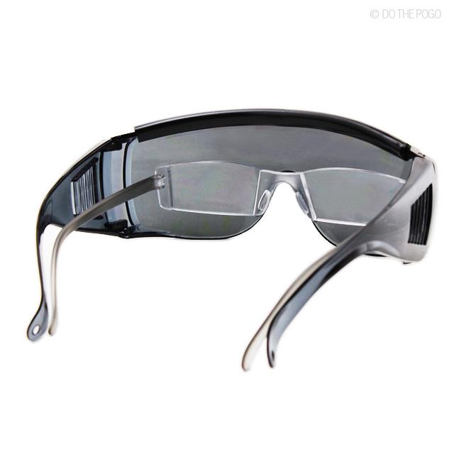 オーバーグラス,ゴーグル,眼鏡の上からかけられるゴーグル