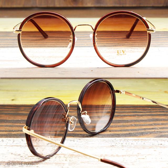 丸めがね,ラウンドサングラス,ビッグレンズ,大きなサングラス